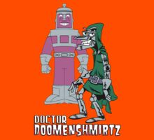 Doctor Doomenshmirtz Kids Clothes