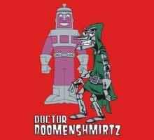 Doctor Doomenshmirtz One Piece - Long Sleeve