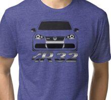 MKV Golf R32 Front Tri-blend T-Shirt