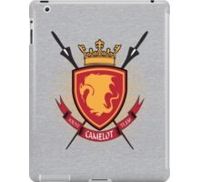 Camelot Jousting Team iPad Case/Skin