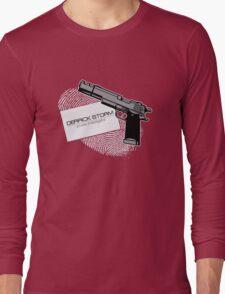 Derrick Storm Long Sleeve T-Shirt