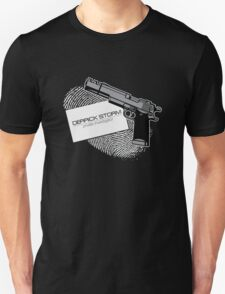 Derrick Storm Unisex T-Shirt