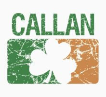 Callan Surname Irish Kids Clothes