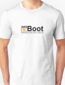 AWS re:Boot 2014 Unisex T-Shirt