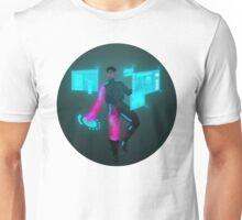Space (Transparent) Unisex T-Shirt