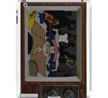 Break-dance Ballerina  iPad Case/Skin