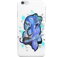 Blue Bow iPhone Case/Skin