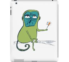 Monkey day iPad Case/Skin