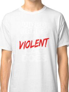 Video Games Classic T-Shirt