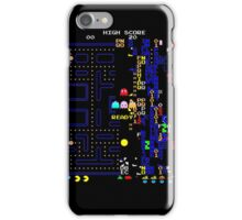 Pac-Man-Kill-Screen iPhone Case/Skin