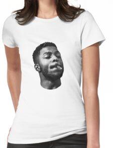 Isaiah Rashad  Womens Fitted T-Shirt