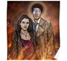 If I Cannot Move Heaven, I Will Raise Hell Poster