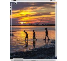 Last Summer Weekend iPad Case/Skin