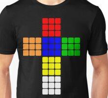 Rubik large Unisex T-Shirt