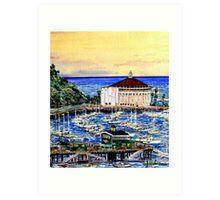 Shore Boat! Art Print