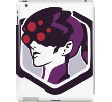 No one escapes my sights. iPad Case/Skin
