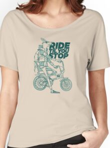 Ride or Don't Women's Relaxed Fit T-Shirt