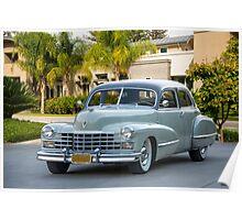 1947 Cadillac Series 60 Fleetwood Sedan Poster
