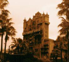 Hollywood Tower Hotel - Walt Disney World Sticker