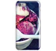 Ice Cream Swirl iPhone Case/Skin