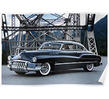 1950 Buick Super Riviera Poster