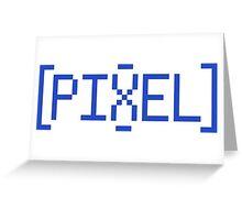 [PIXEL] Greeting Card