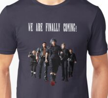 It's been a while... Unisex T-Shirt