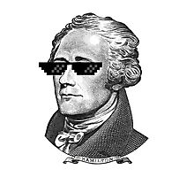 Deal with Hamilton Photographic Print
