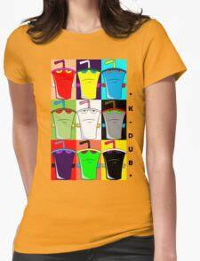 Master Shake Womens Fitted T-Shirt
