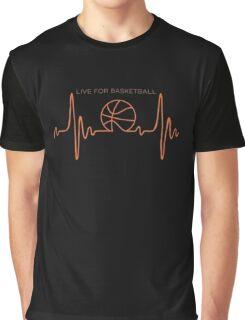 basketball Graphic T-Shirt