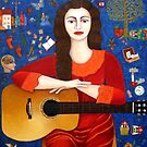 "Violeta Parra  and the song ""Thanks to Life"" by Madalena Lobao-Tello"