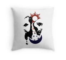 KHAL & KHALEESI Throw Pillow