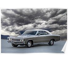 1967 Chevelle Super Sport SS396 Poster