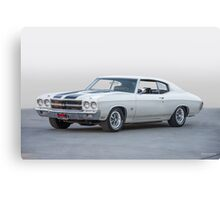 1970 Chevrolet Chevelle SS396  Canvas Print