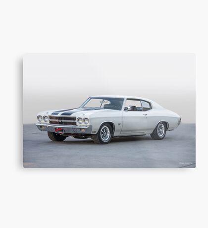 1970 Chevrolet Chevelle SS396  Metal Print
