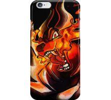 MEGA HOUNDOOM - FIRE FANG iPhone Case/Skin