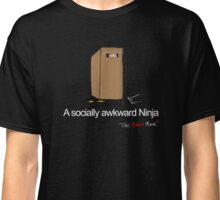 The Rabid Monk® Socially Awkward Ninja Classic T-Shirt