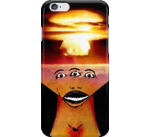 i have seen the future brother iPhone Case/Skin