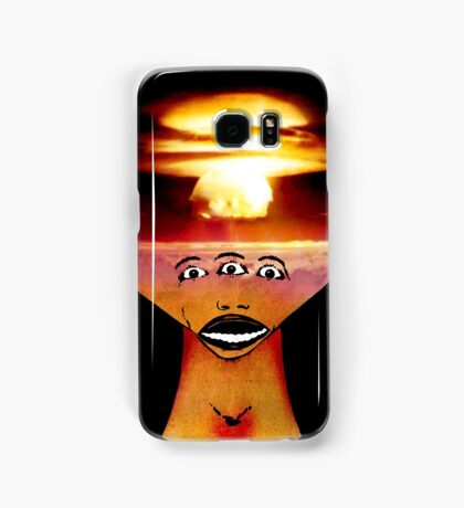 i have seen the future brother Samsung Galaxy Case/Skin