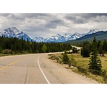 Icefields Parkway 2 Photographic Print