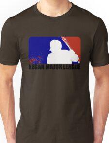 Negan Major League - White Unisex T-Shirt