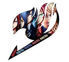 Fairy Tail Group - Anime Logo Photographic Print