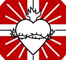 Sacred Heart Hospital- Scrubs  Sticker