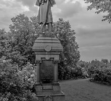 Great Rebellion Memorial by njordphoto