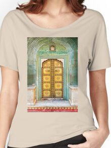 City Palace Door Women's Relaxed Fit T-Shirt