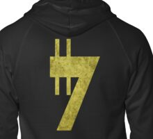 Credit sign Zipped Hoodie