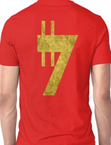 Credit sign Unisex T-Shirt