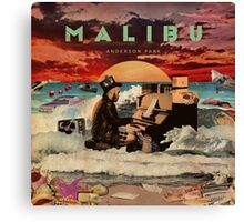 Anderson .Paak Malibu Canvas Print
