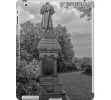 Great Rebellion Memorial iPad Case/Skin