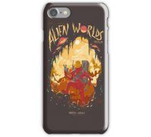 Alien Worlds iPhone Case/Skin